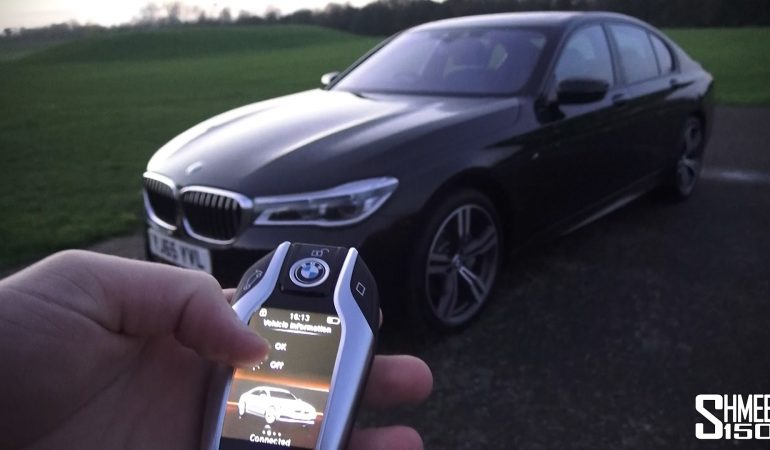The Most Luxurious BMW Ever Is Full Of Super Gadgets - Best bmw ever